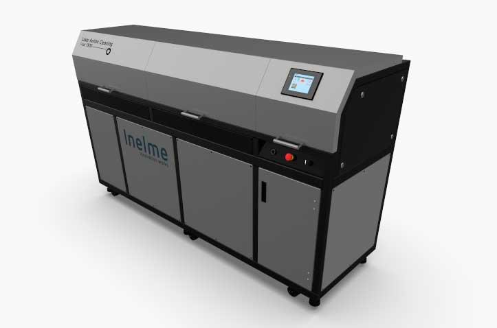 Sistema Limpieza Laser Anilox