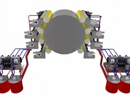 Sistemas de control de color para flexografía y huecograbado, viscosímetro para tintas